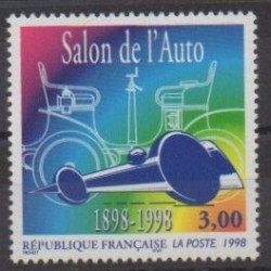 France - Poste - 1998 - Nb 3186 - Cars