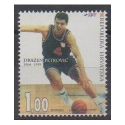 Croatie - 1994 - No 232 - Sports divers