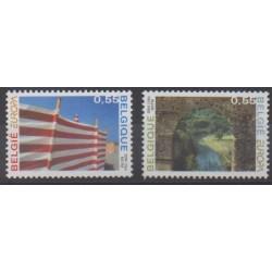 Belgique - 2004 - No 3278/3279 - Europa