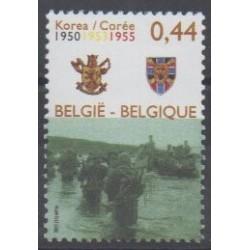 Belgium - 2005 - Nb 3380 - Military history