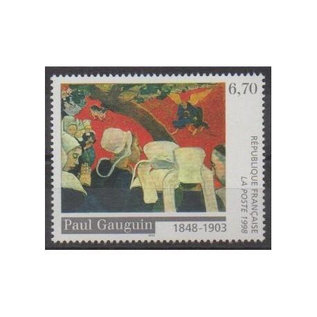 France - Poste - 1998 - Nb 3207 - Paintings