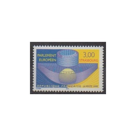 France - Poste - 1998 - No 3206 - Europe