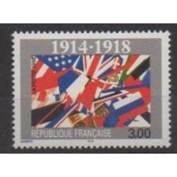 France - Poste - 1998 - Nb 3196 - First World War
