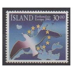 Iceland - 1990 - Nb 683 - Tourism