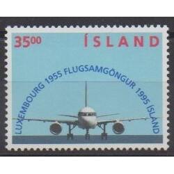 Islande - 1995 - No 783 - Aviation