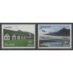 Iceland - 1995 - Nb 779/780 - Tourism