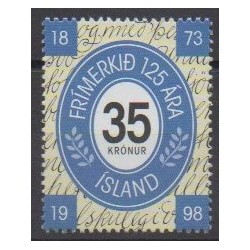 Islande - 1998 - No 848 - Philatélie