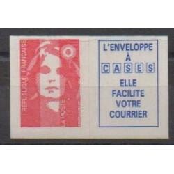 France - Autoadhésifs - 1993 - No 4a
