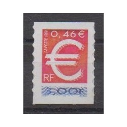 France - Self-adhesive - 1999 - Nb 24