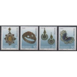 Macedonia - 2000 - Nb 188/191 - Art