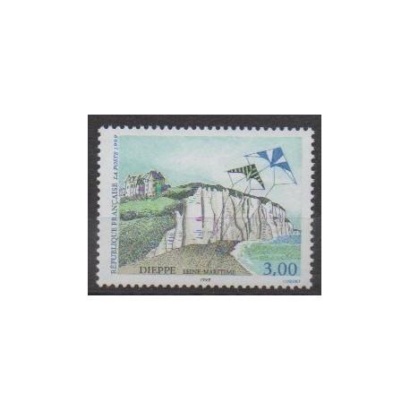 France - Poste - 1999 - No 3239 - Sites