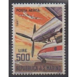 Saint-Marin - 1963 - No PA137 - Aviation