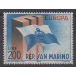 Saint-Marin - 1963 - No 604 - Europa