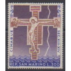 Saint-Marin - 1967 - No 709 - Pâques