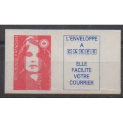 France - Self-adhesive - 1994 - Nb 7ba