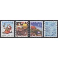 Yougoslavie (Serbie et Monténégro) - 2003 - No 2994/2997 - Noël