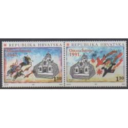 Croatie - 1997 - No 402/403 - Histoire
