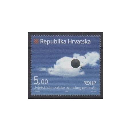 Croatia - 1999 - Nb 492 - Environment