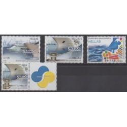 Grèce - 2015 - No 2771/2773 et 2772A