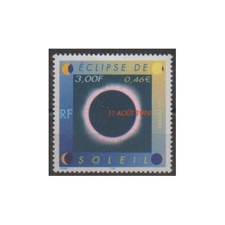 France - Poste - 1999 - Nb 3261 - Astronomy