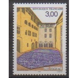 France - Poste - 1999 - No 3256 - Sites