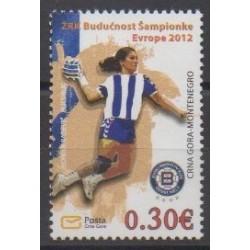 Montenegro - 2012 - Nb 310 - Various sports