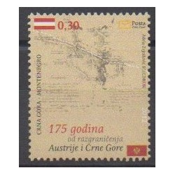 Montenegro - 2012 - Nb 308 - Various Historics Themes