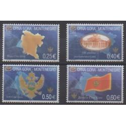 Montenegro - 2005 - Nb 112/115