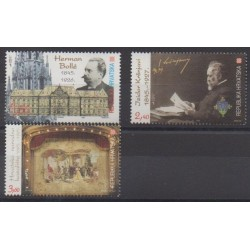 Croatia - 1995 - Nb 313/315
