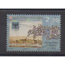 Croatie - 1995 - No 309 - Histoire