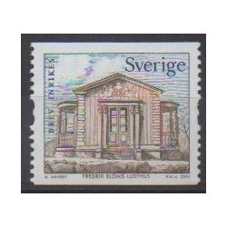 Sweden - 2003 - Nb 2337 - Architecture
