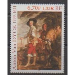 France - Poste - 1999 - Nb 3289 - Paintings