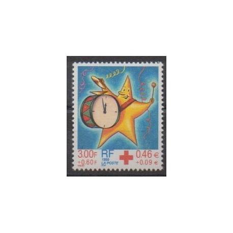 France - Poste - 1999 - Nb 3288a - Health