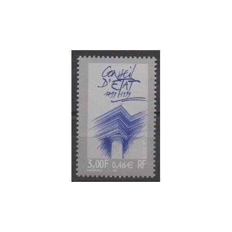 France - Poste - 1999 - No 3293