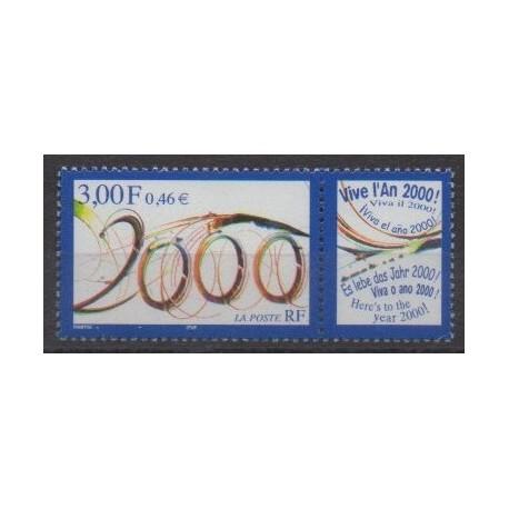 France - Poste - 1999 - Nb 3291