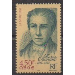 France - Poste - 1999 - No 3281 - Littérature