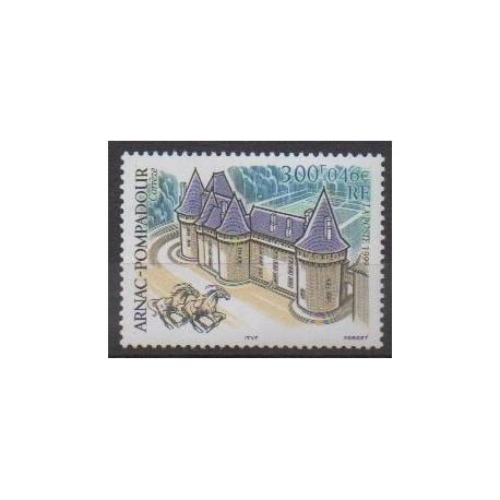 France - Poste - 1999 - Nb 3279 - Castles