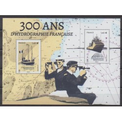 France - Blocks and sheets - 2020 - Nb F5398 - Science