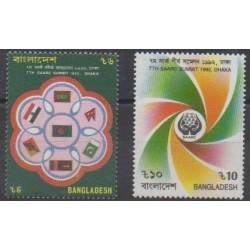 Bangladesh - 1992 - Nb 409/410