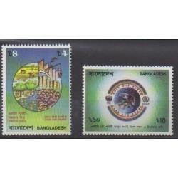 Bangladesh - 1992 - No 391/392 - Environnement