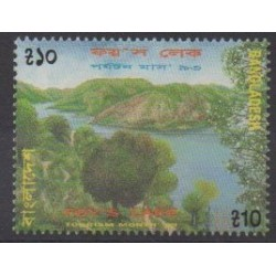 Bangladesh - 1993 - Nb 427 - Tourism