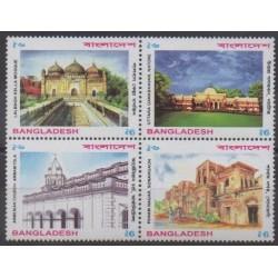 Bangladesh - 2001 - Nb 675/678 - Monuments