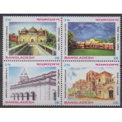 Bangladesh - 2001 - No 675/678 - Monuments