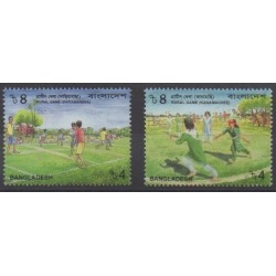 Bangladesh - 2002 - No 698/699 - Sports divers