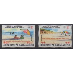 Bangladesh - 1984 - Nb 207/208 - Tourism - Philately