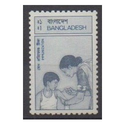 Bangladesh - 1987 - No 248 - Santé ou Croix-Rouge