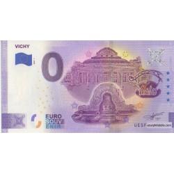 Euro banknote memory - 03 - Vichy - 2020-1