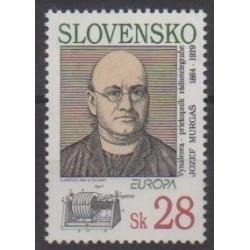 Slovakia - 1994 - Nb 156 - Europa