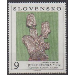 Slovakia - 1993 - Nb 151 - Art
