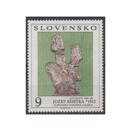 Slovaquie - 1993 - No 151 - Art